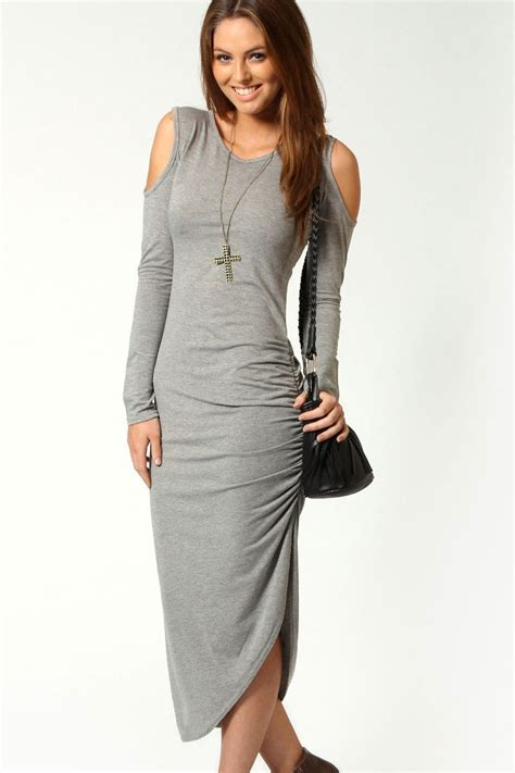Shoulder Cut Out Dress 30 ways to rock the the shoulder cut stylish