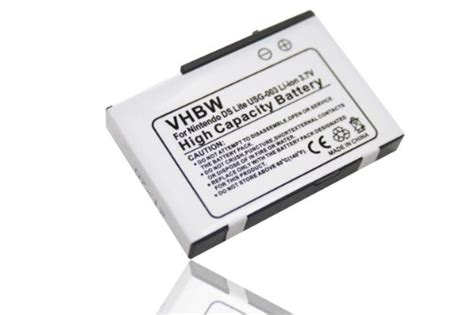 Unik Original Nintendo Ds Lite Portable Headphone Sport Earh T2909 battery li ion 1000mah suitable for nintendo ds lite