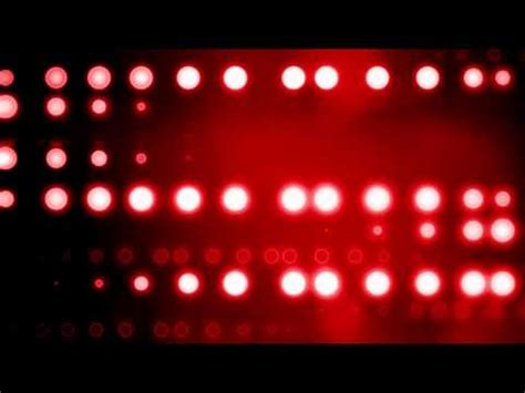 horizontal red stage lights motion background youtube