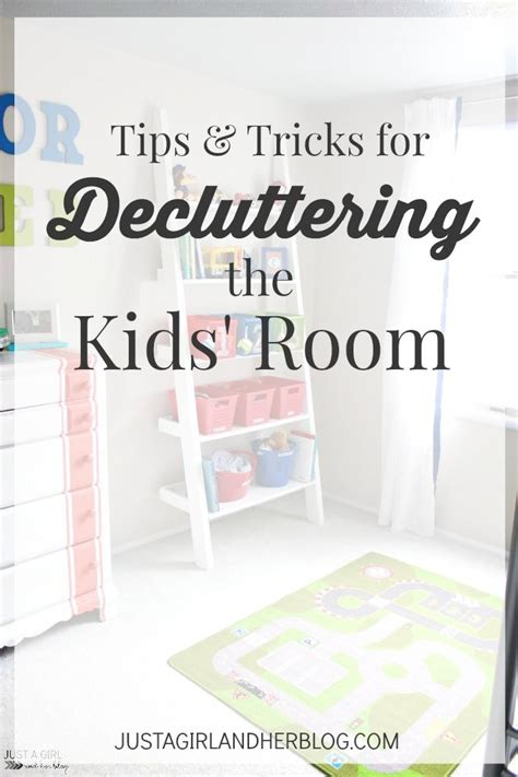 tips for decluttering your bedroom decluttering the kids room the kid cleaning tips and