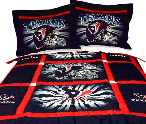 texans bed set this item is no longer available