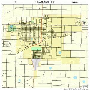 map of levelland levelland map 4842448