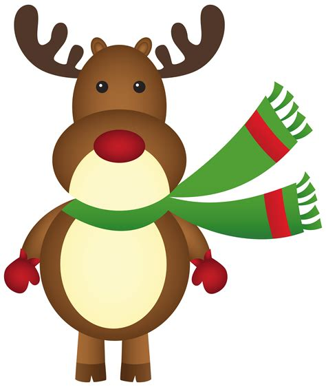arts clipart clipart of rudolph clipart best