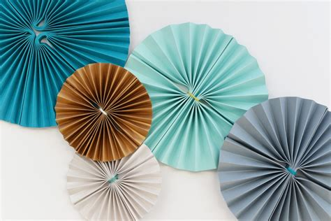 Paper Pinwheels - diy paper pinwheels for new year s