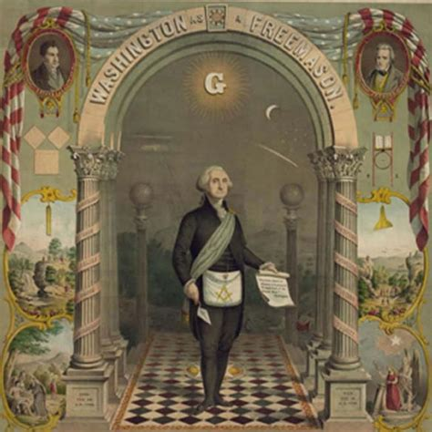 freemason vs illuminati george washington illuminati symbols