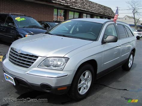 2006 Chrysler Pacifica by 2006 Pacifica 2006 Chrysler Pacifica Signature Series