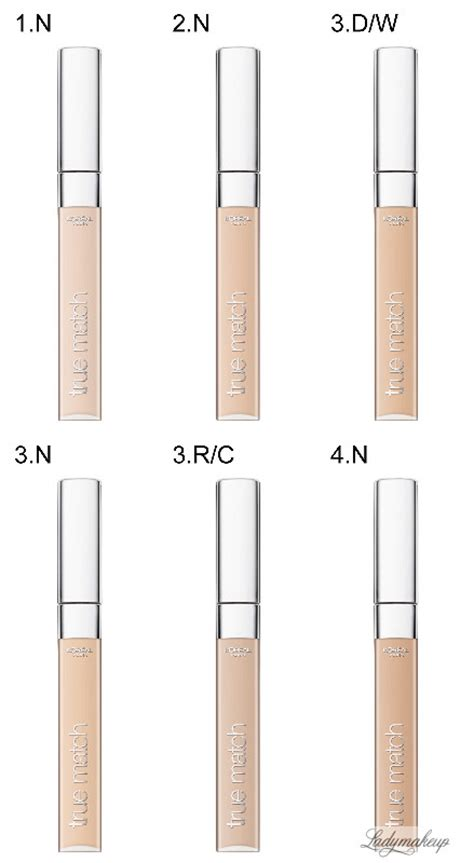 L Oreal True Match Concealer l or 233 al true match match liquid concealer