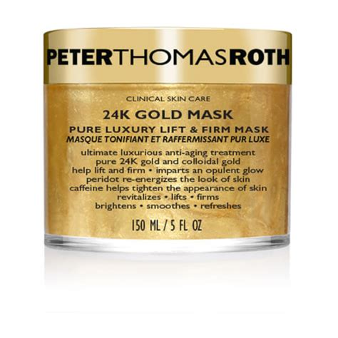 Mask Gold 24k roth 24k gold mask free shipping