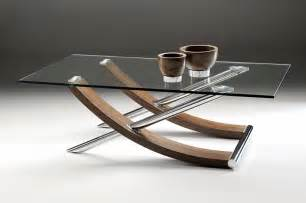 13 glass top coffee table designs