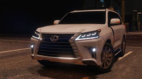 lexus jeep 2016 inside gta 5 2016 lexus lx 570 mod gtainside com