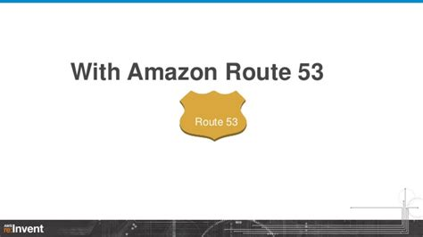 amazon route 53 dynamic content acceleration amazon cloudfront and amazon
