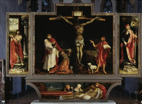 by matthias grunewald the mocking of christ art 152 midterm 2 art 152 with bauer at university of