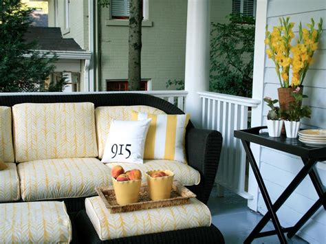 Porch Furniture Photo Page Hgtv