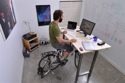 Stationary Bike For Desk by Top 6 Products To Help You Stay In Shape While You Work