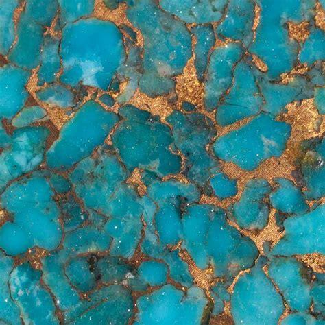 Gemstone Home Decor turquoise metal matrix lapidary roughgem center usa wholesale