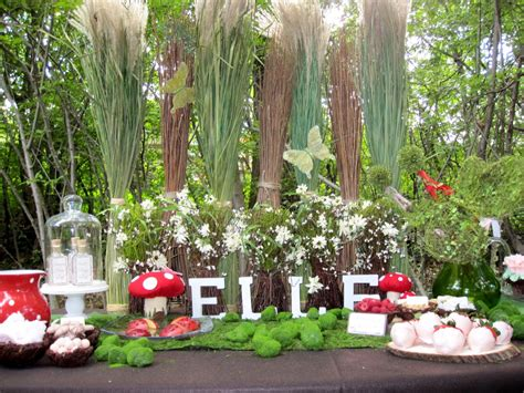 Enchanted Garden Decor Fever