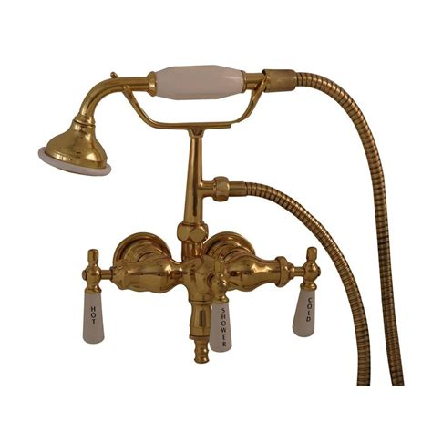 pegasus uspw591anthd old fashion pull down spray kitchen old style tub faucets