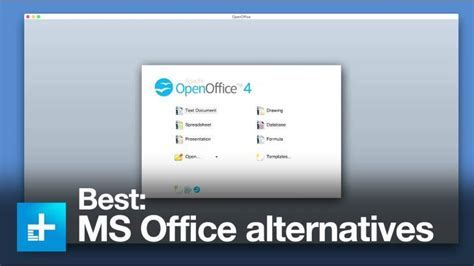 Alternatives To Microsoft Office by 5 Best Microsoft Office Alternatives For Windows 10