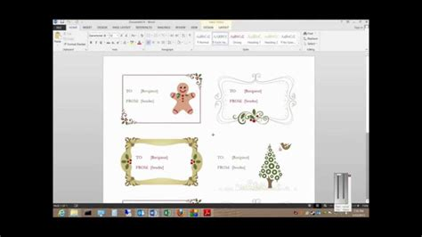 print labels    template  microsoft word  youtube