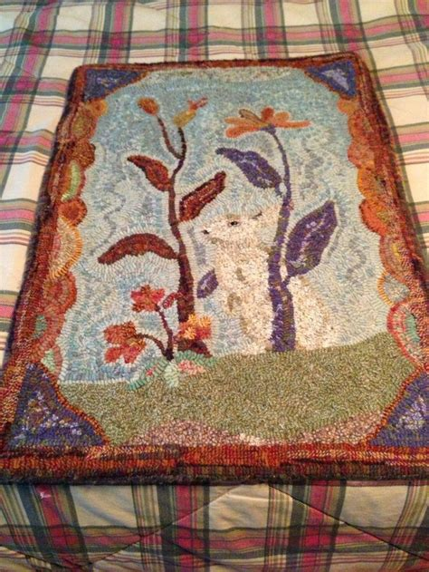 Rabbit Rugs by 21 Best Images About Rug Hooking Rabbits On
