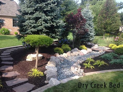 Landscape Pictures How To Before And After Redbud Landscape