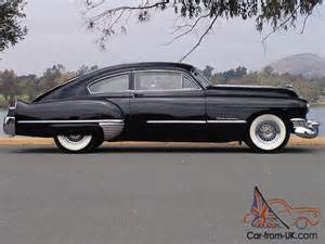 1949 Cadillac Fastback 1949 Cadillac Series 61 Sedanette Fastback And