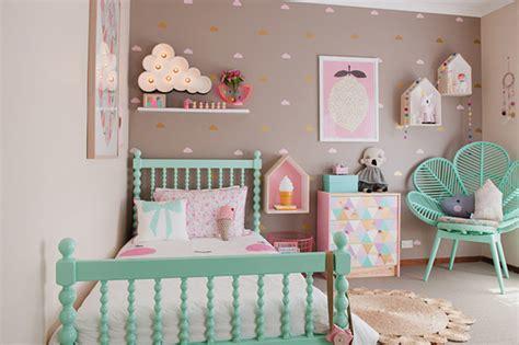 decoration chambre bebe fille deco chambre bebe fille vintage visuel 1