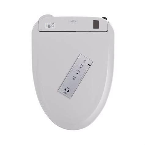 Toto Bidet Toilet Seat Toto Sw844 01 Washlet E200 Elongated Front Toilet Seat