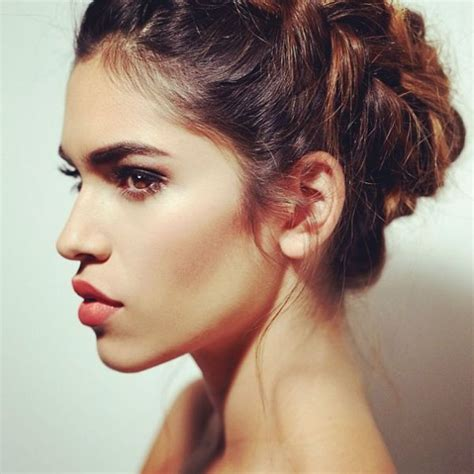 juliana styles model muse juliana herz makeup