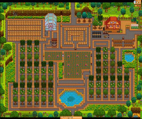 Greenhouse Shed Designs by Stardew Valley Money Guide How To Get Rich Transforming