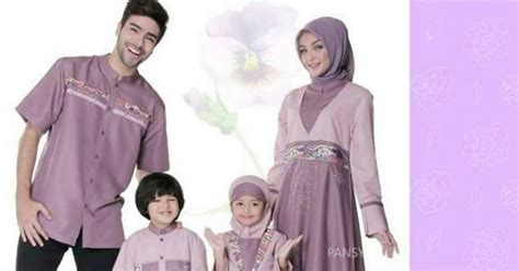 Baju Muslim Rabbani Sarimbit Galeri Azalia Toko Baju Busana Muslim Modern Dan