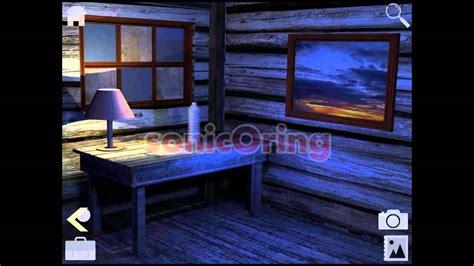 Escape The Cabin by Cabin Escape S Story Walkthrough