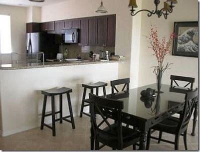 decoracion sala comedor pequeña apartamento decoraciones de salas y comedores juntos