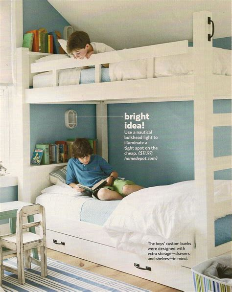 bunk bed lights 12 best images about bunk beds on pinterest sweet peas
