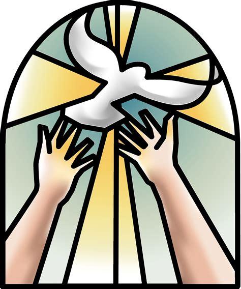 holy spirit clip parish news st bonaventure st benedict the moor