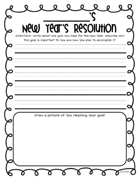 new year activity happy new year freebies free printable free and school