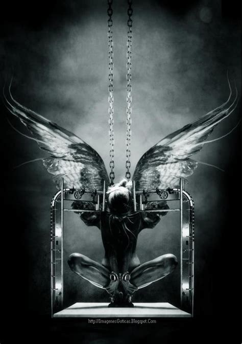 imagenes angel gotico mystic blood 193 ngeles encadenados