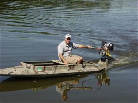 layout boat with mud motor scavenger backwater motor mud motor for any shallow water