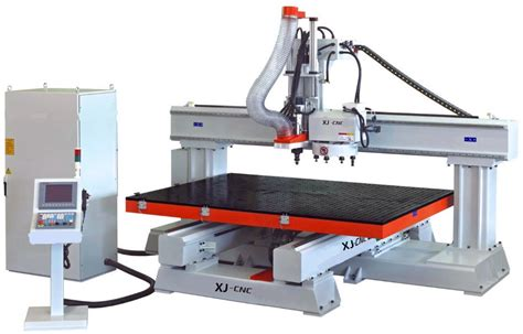 qml layout vertical center made in china xj 330t fully automatic china cnc panel saw