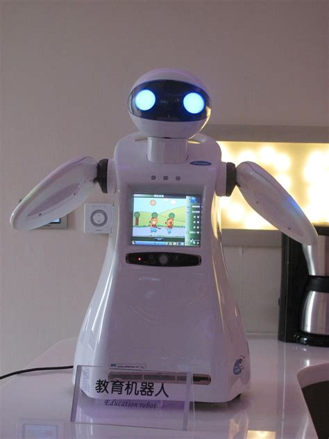 robot home education robot robotics today