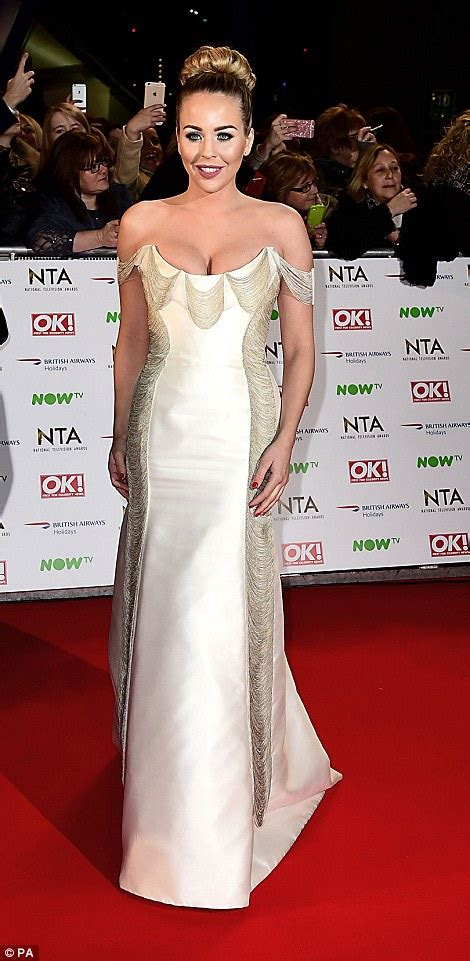 national television awards red carpet fashion fails