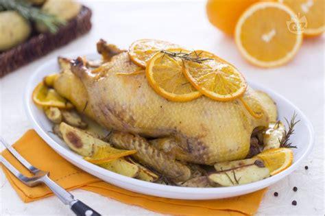 come si cucina l anatra all arancia ricetta anatra all arancia la ricetta di giallozafferano
