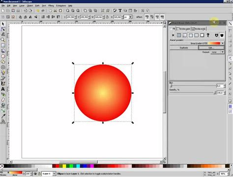 tutorial inkscape beginner inkscape tutorial for absolute beginners create a