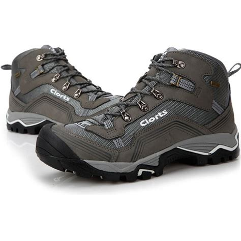 buy clorts outdoor shoes waterproof breathable hiking