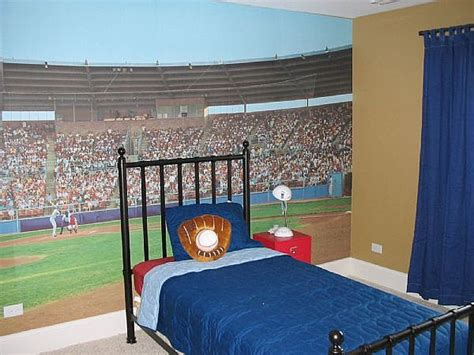 sports murals for bedrooms sporty bedrooms for teen boys design dazzle