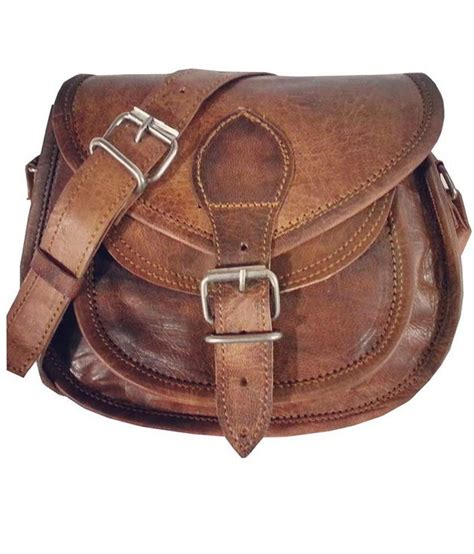 Premium Sling Bag For buy premium handmade leather sling bag at best prices in