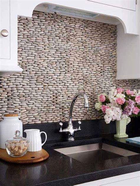 cool backsplash top 30 creative and unique kitchen backsplash ideas