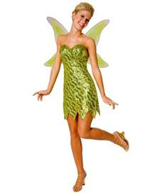 How To Make A Tinkerbell Costume For Adults by Sequin Tinkerbell Costume Tinker Bell Costumes