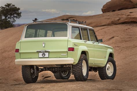 jeep wagoneer concept best concepts from easter jeep safari we pick two