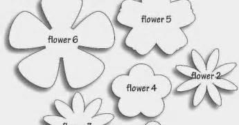 Clover Templates Flowers by Flower Template Best Free Hd Wallpaper